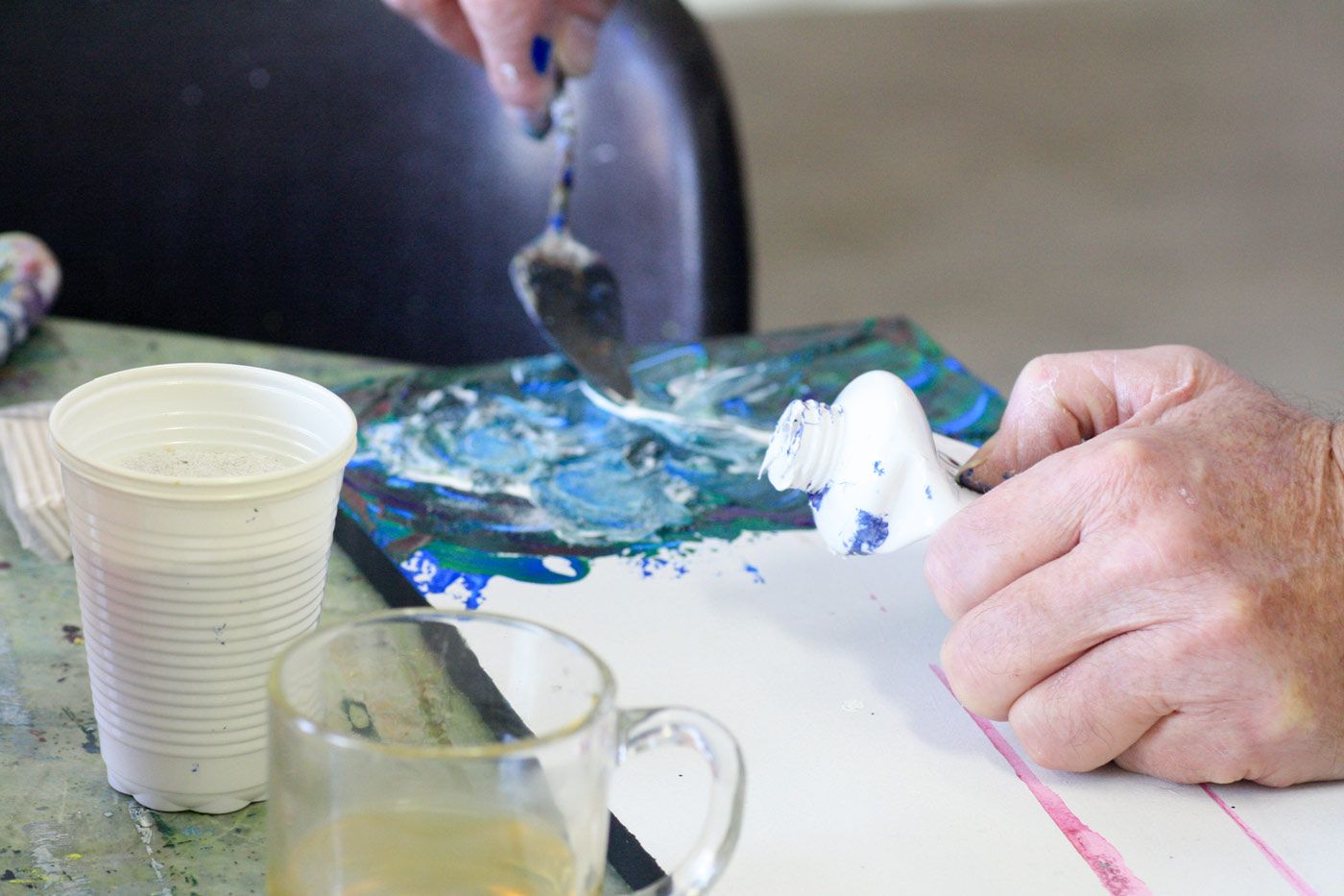 Ontdek je creativiteit bij Studio Xplo in Tilburg
