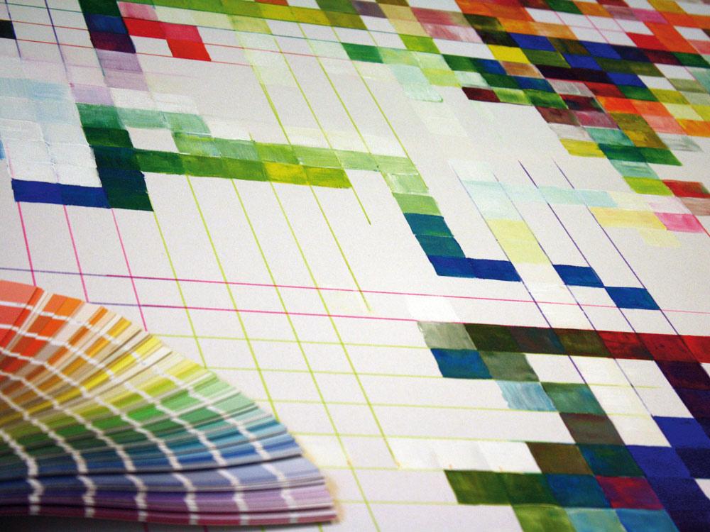 Workshop Toveren met kleur bij Studio Xplo in Tilburg